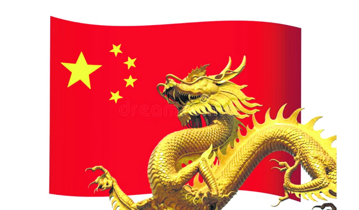 China threat to world: writer
