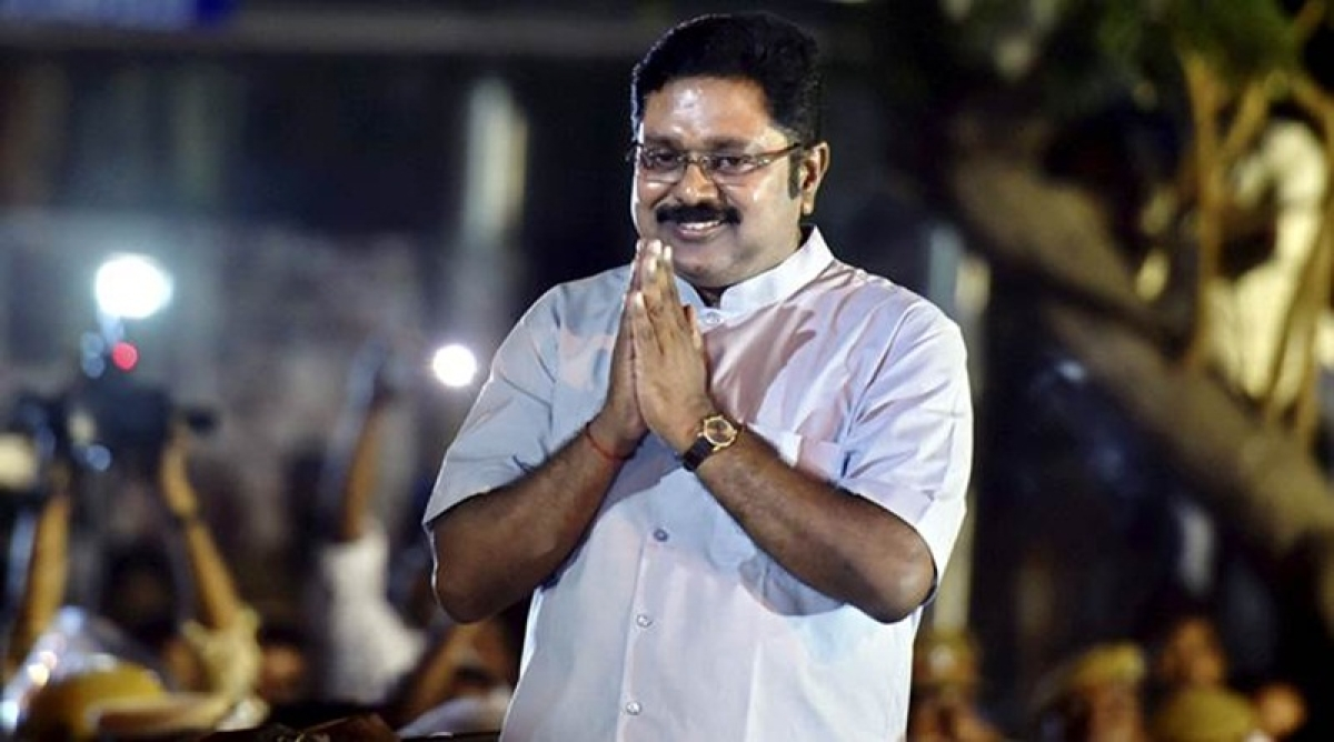Delhi court frames charges of criminal conspiracy against Dhinakaran in EC bribery case