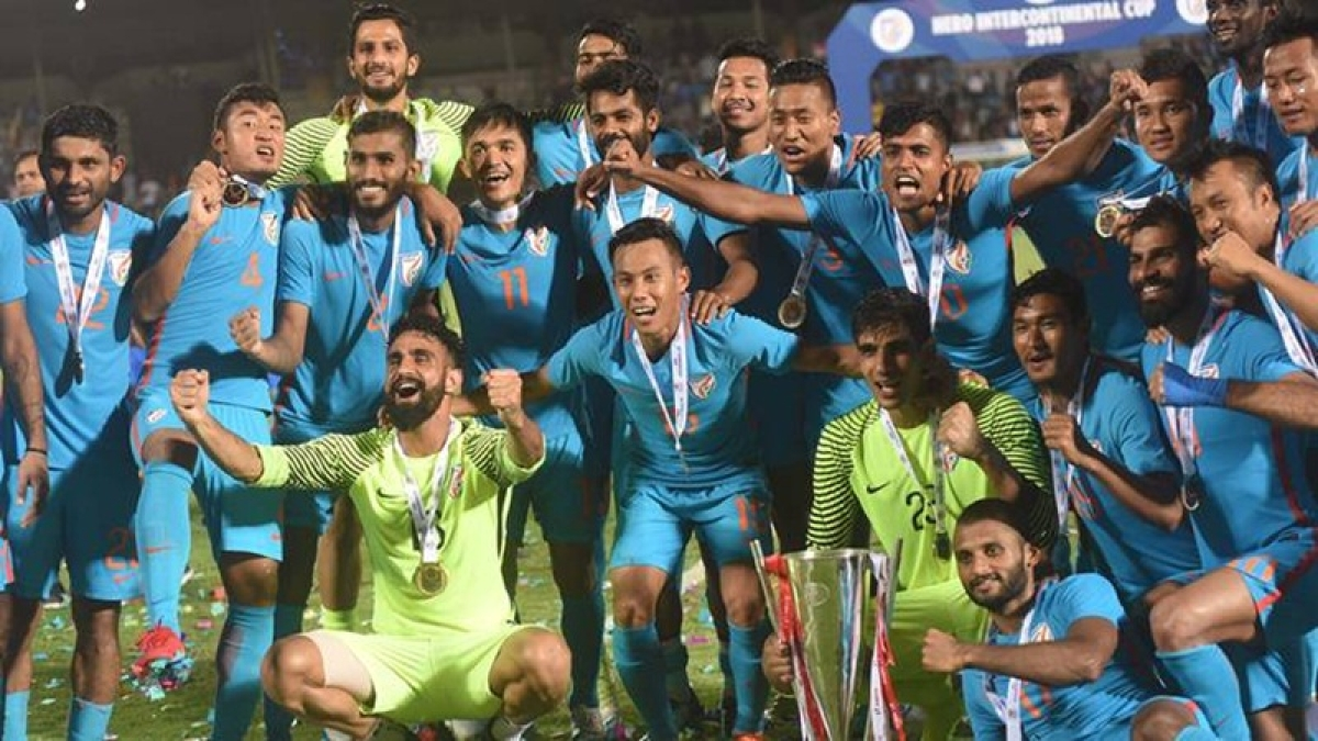 India thrash Kenya to lift Intercontinental Cup