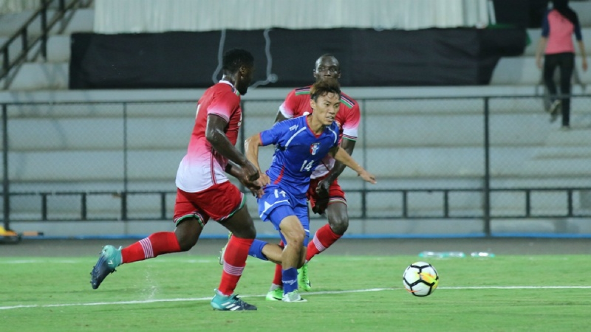 Kenya thrash Chinese Taipei to enter Intercontinental Cup final