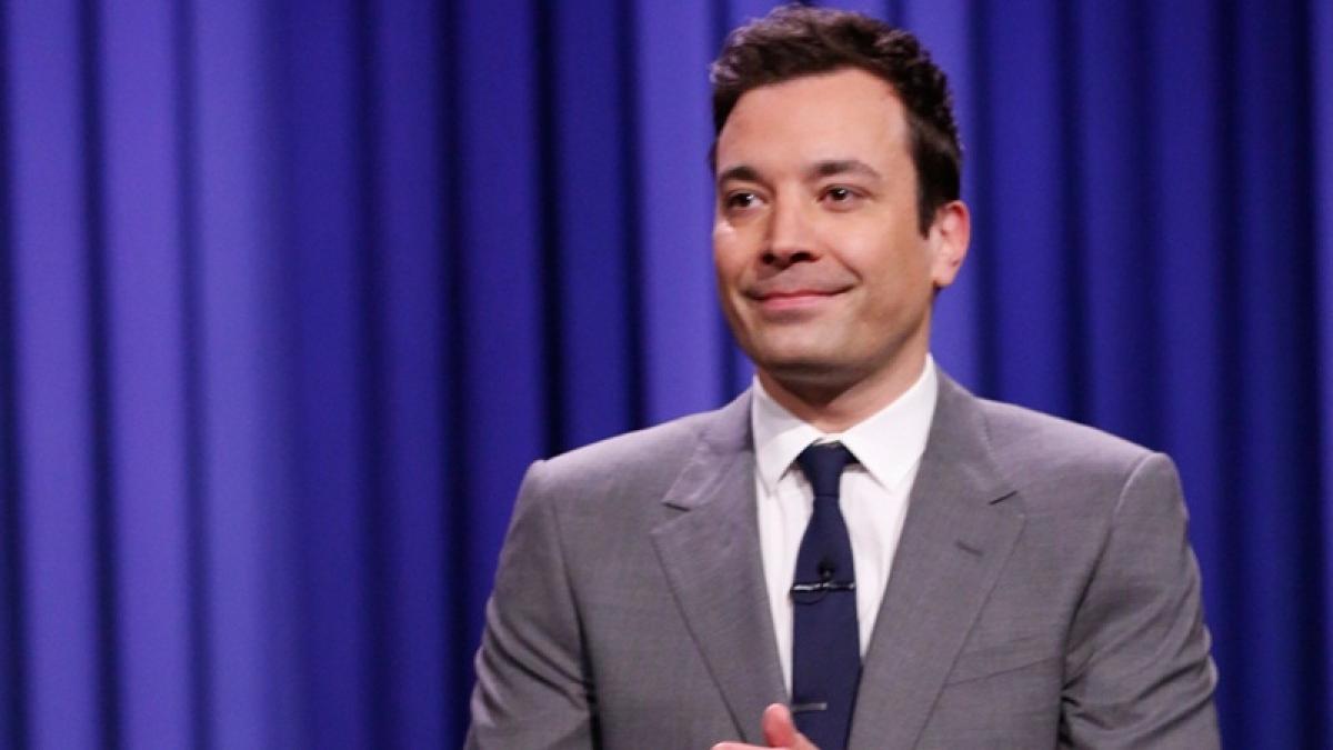 JimmyFallon delivers monologue against US President Donald Trump