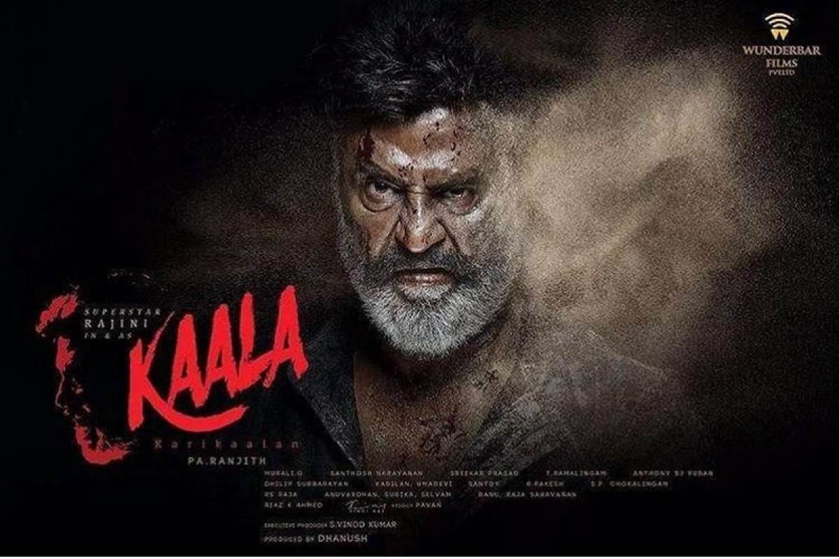 Rajinikanth's film 'Kaala' now second highest grosser of 2018 in Australia