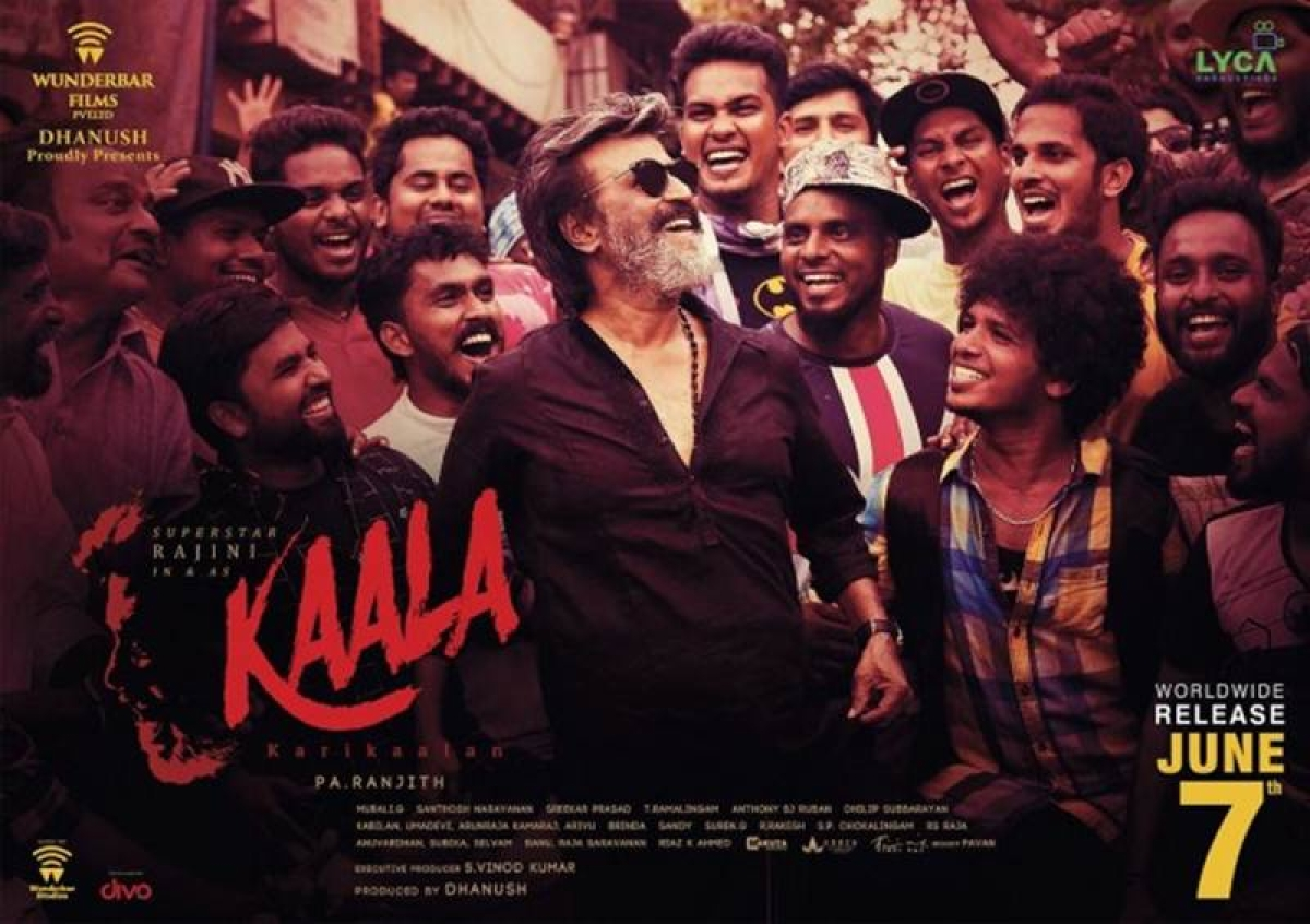 Kaala first day first show: Die-hard Rajinikanth fans pour in for Thalaiva despite Mumbai rains