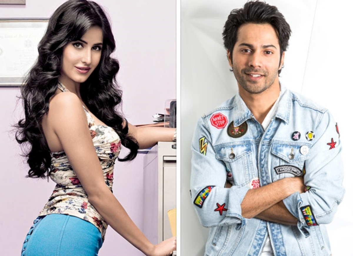 Katrina Kaif and Varun Dhawan are not a romantic pair in Remo D'Souza's dance film