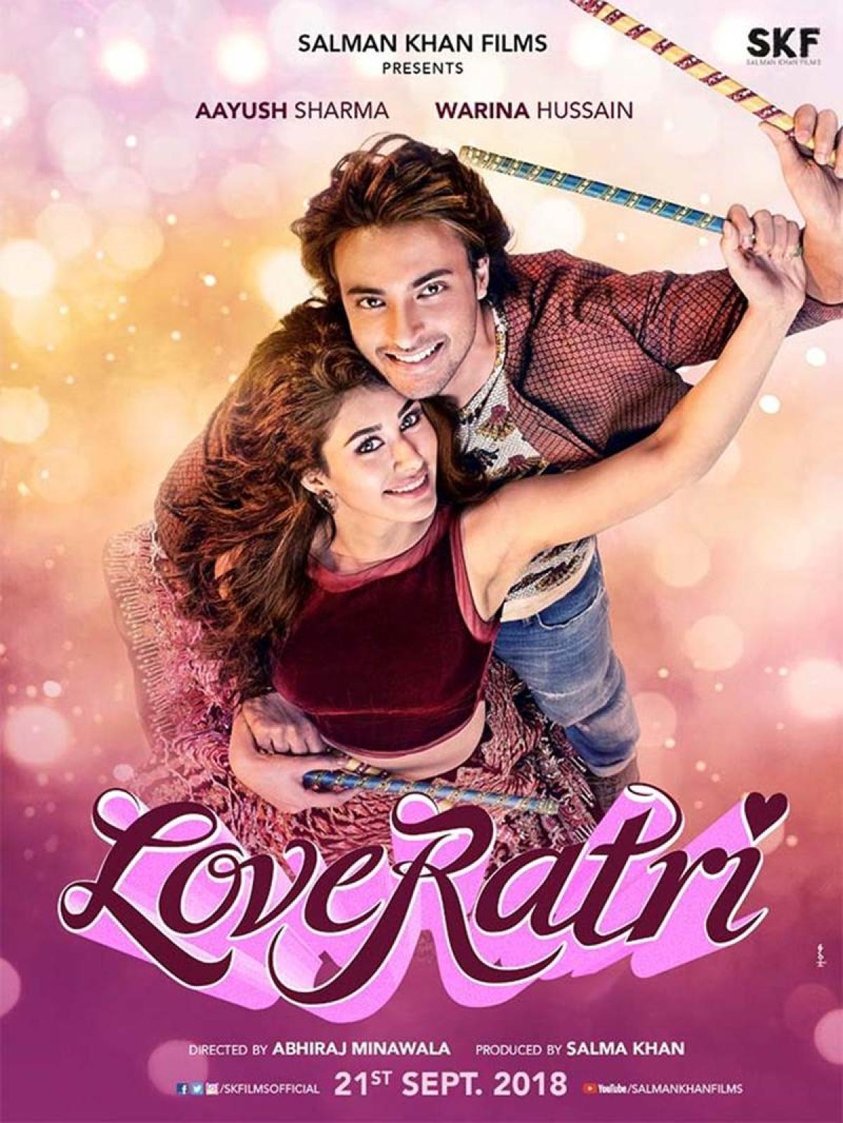 'Loveratri' teaser will have Salman Khan's voice-over
