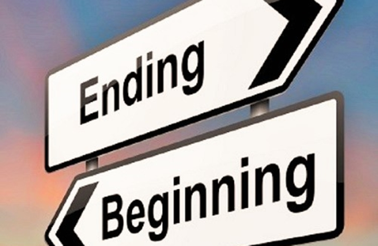 Endings Make Beginnings