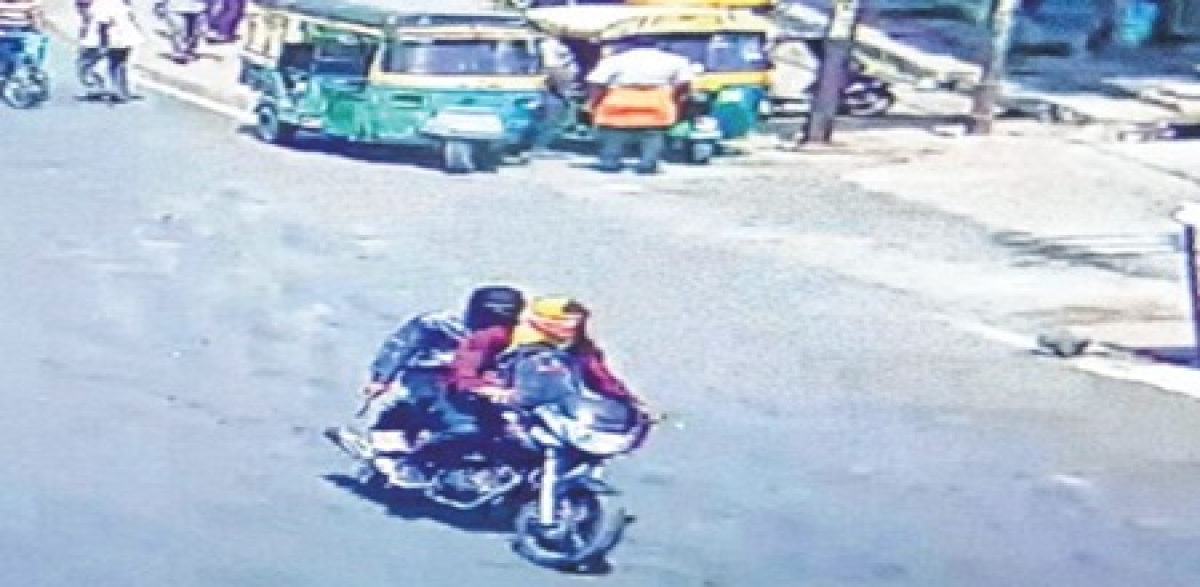 Ujjain: Masked men rob Rs. 7 lakh in broad daylight