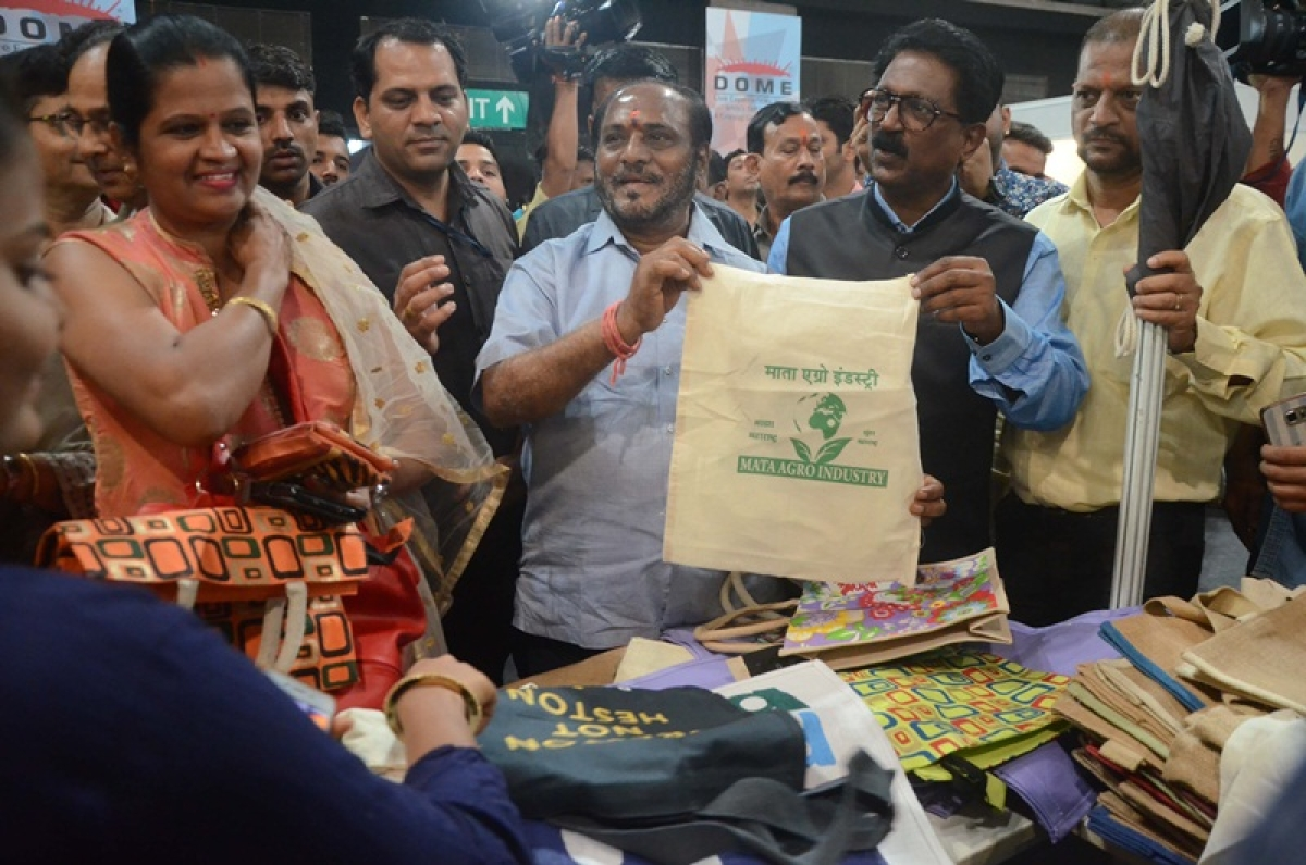 Mumbai Plastic Ban: Kirana shopkeepers allowed use of bio-degradable and recyclable plastic bags