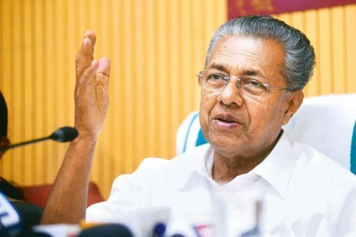 Colonisers' strategy of dividing people being used today: Kerala CM
