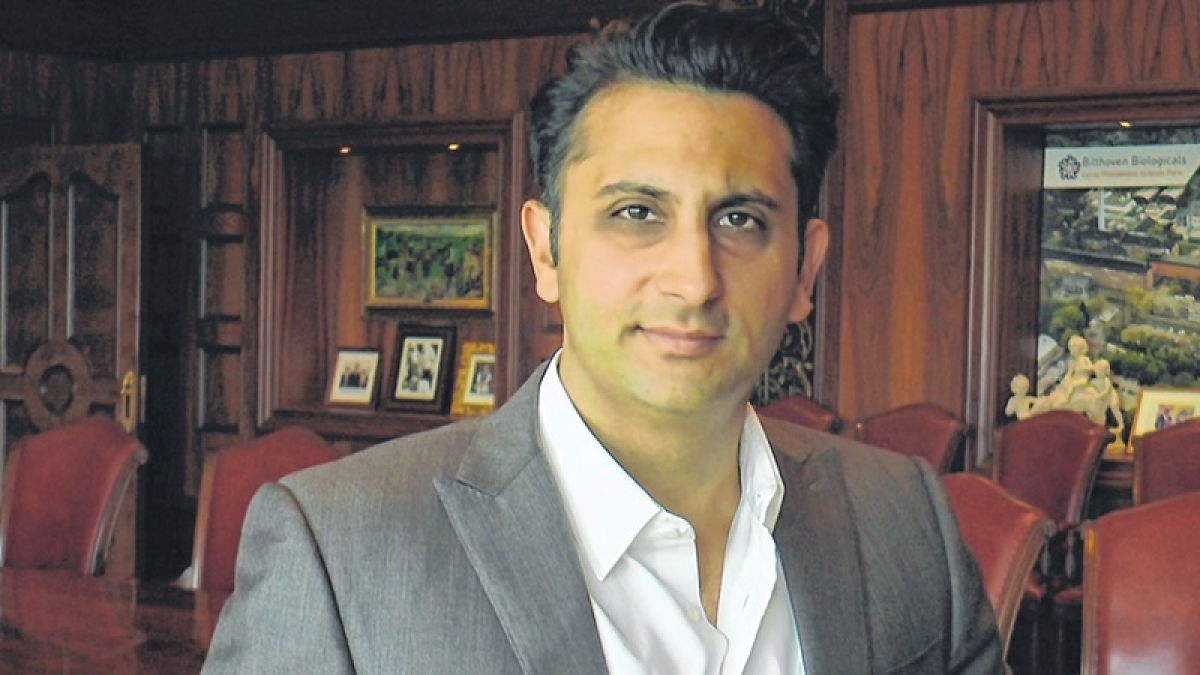 Serum Institute CEO Adar Poonawalla provided Y category security after 'threats' over COVID-19 vaccine supplies