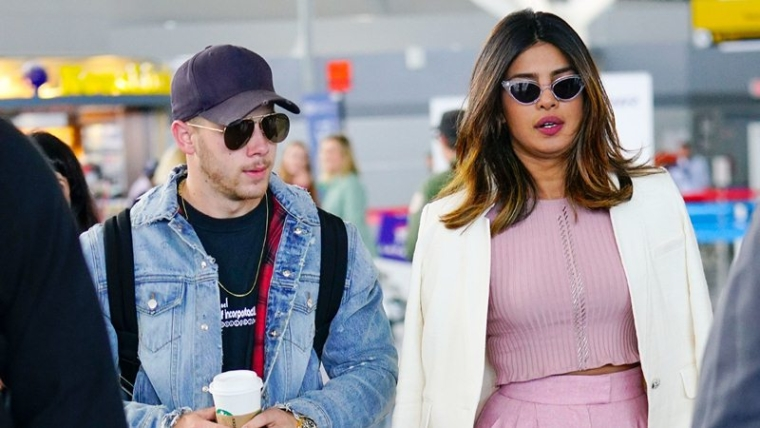 Brace yourselves! Priyanka Chopra is following Nick Jonas' father on Instagram