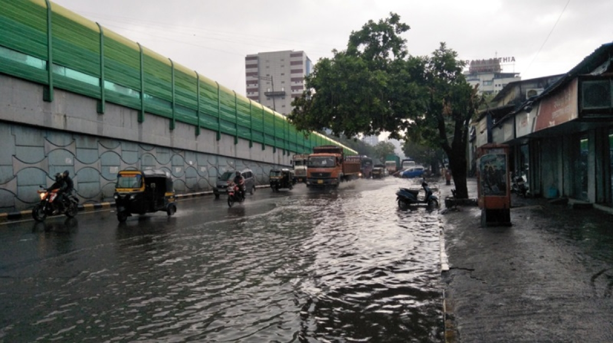 Mumbai Rains Latest Updates: Wall collpases on railway track in Kalyan; trains running late on central line