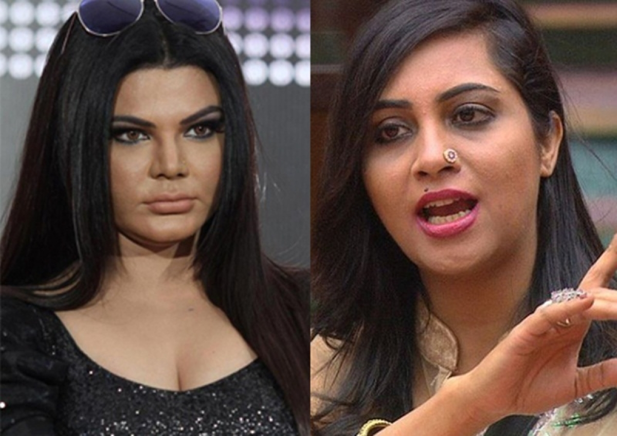 Post Race 3 success, controversial queens Arshi Khan, Rakhi Sawant ask for 5 crore each from Salman Khan