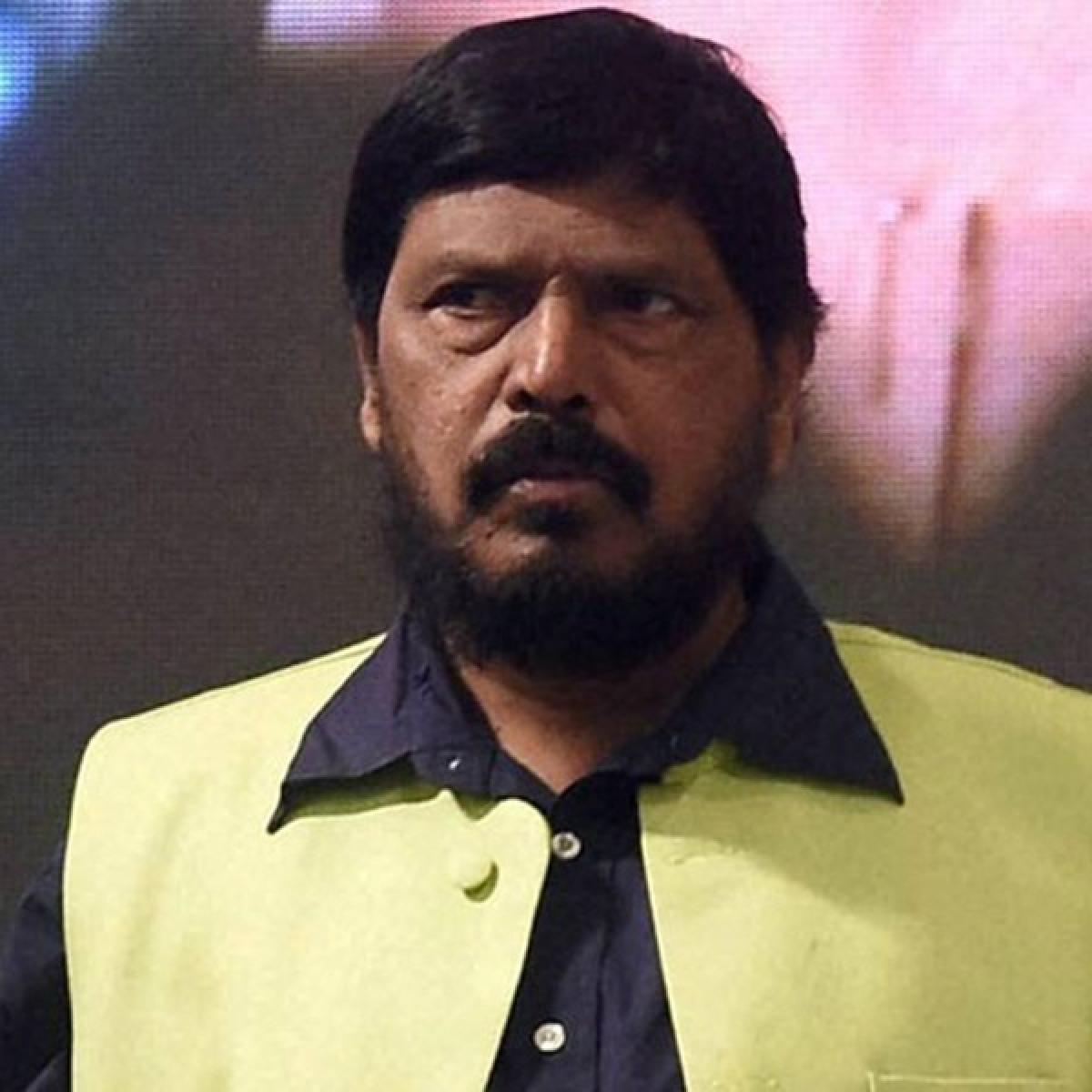 India should pressurise Pakistan for Dawood Ibrahim's handover: Ramdas Athawale