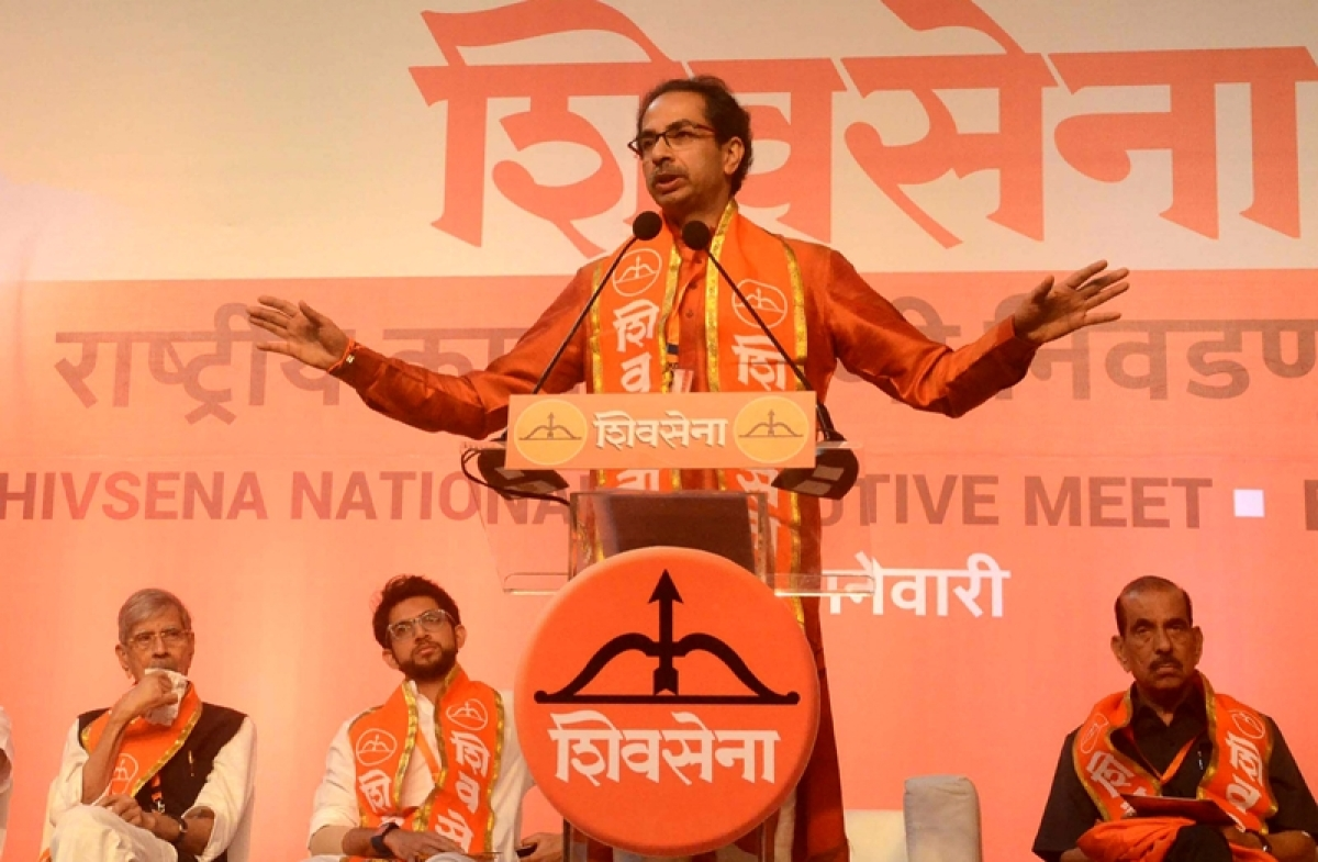 Maharashtra paid the price for government's nature to suppress issues: Shiv Sena