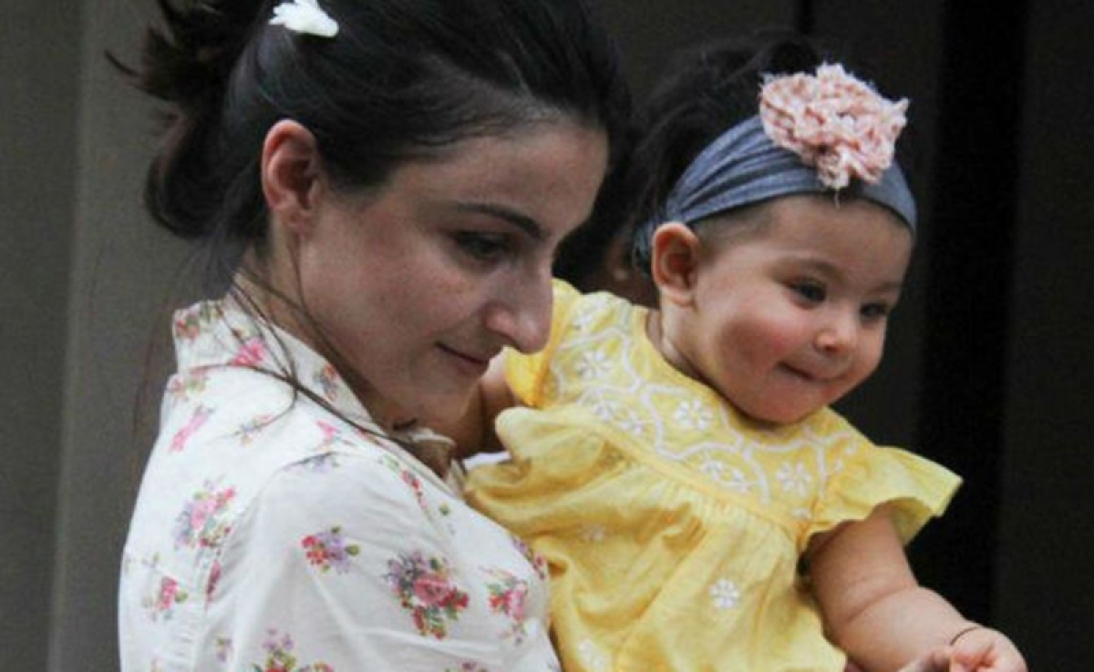 Soha Ali Khan: My daughter is an incredible life lesson for me