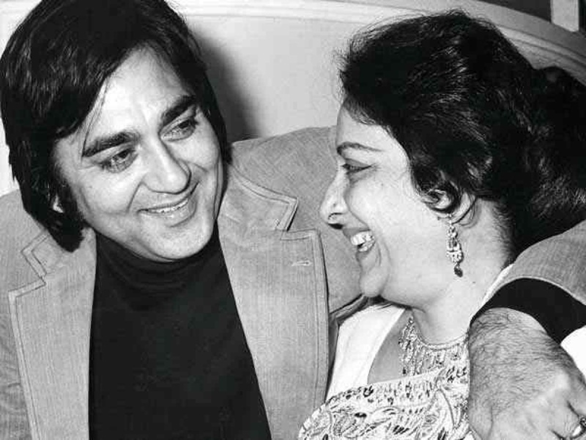 Nargis and Sunil Dutt's love story is nothing less than a fairytale romance!