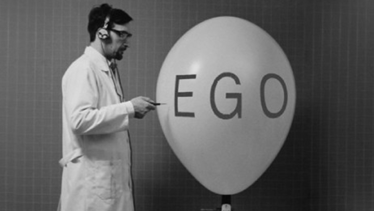 Ego Is Defensive