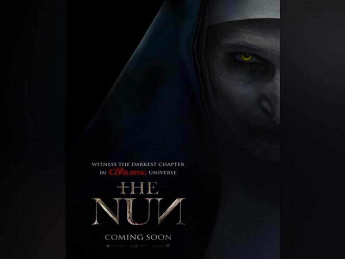 'The Nun' collects 12.1 million USD worldwide