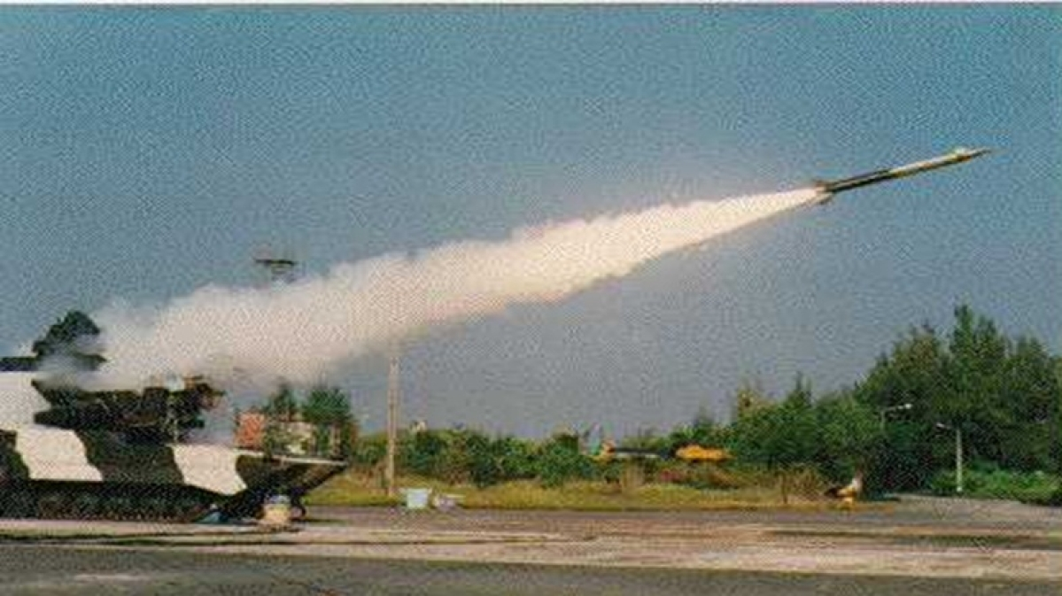 On This Day in History: June 5, 1989 – Indian missile Trishul makes first full range guided flight