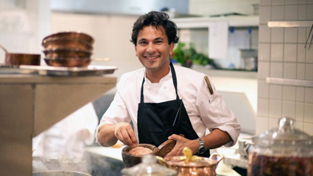Chef Vikas Khanna's drive to feed the hungry started due to a spam mail
