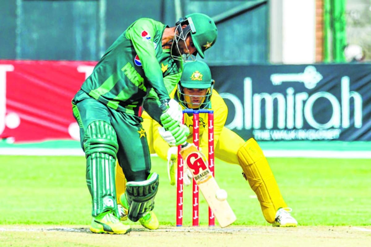 Zaman leads Pakistan to T20 tri-series title