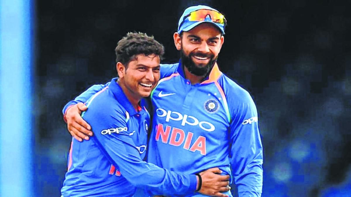 India eye series win