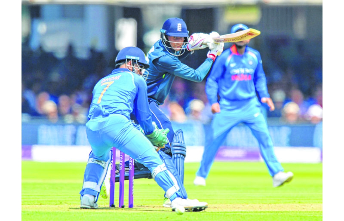 'Root' cause of Indian defeat
