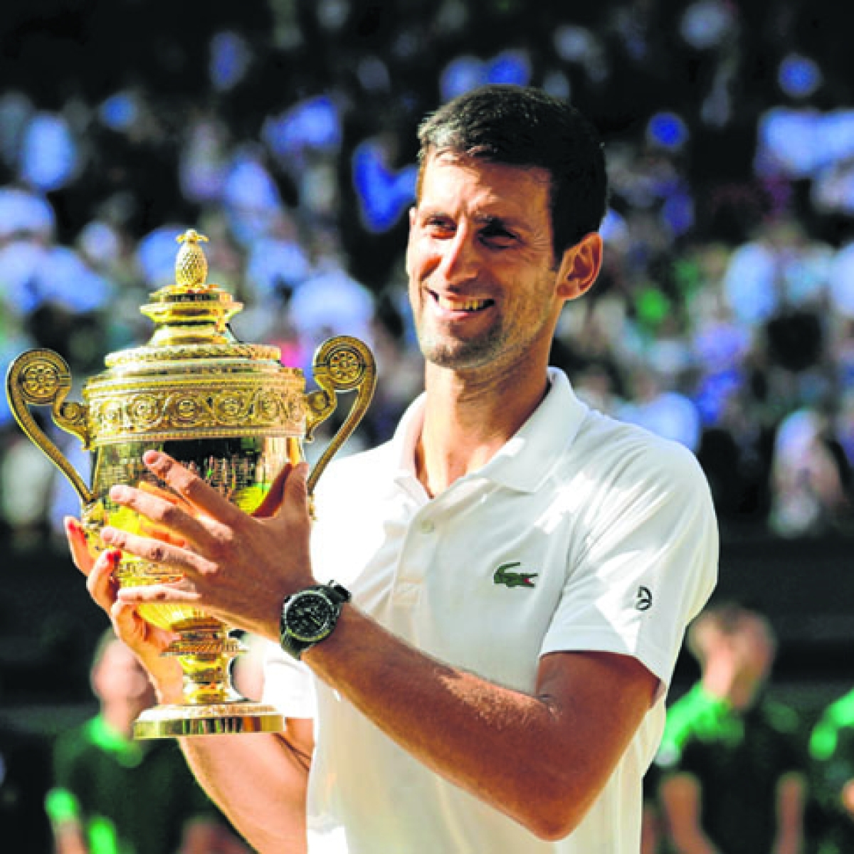 Latest coronavirus update: AELTC to decide Wimbledon's fate in the coming week