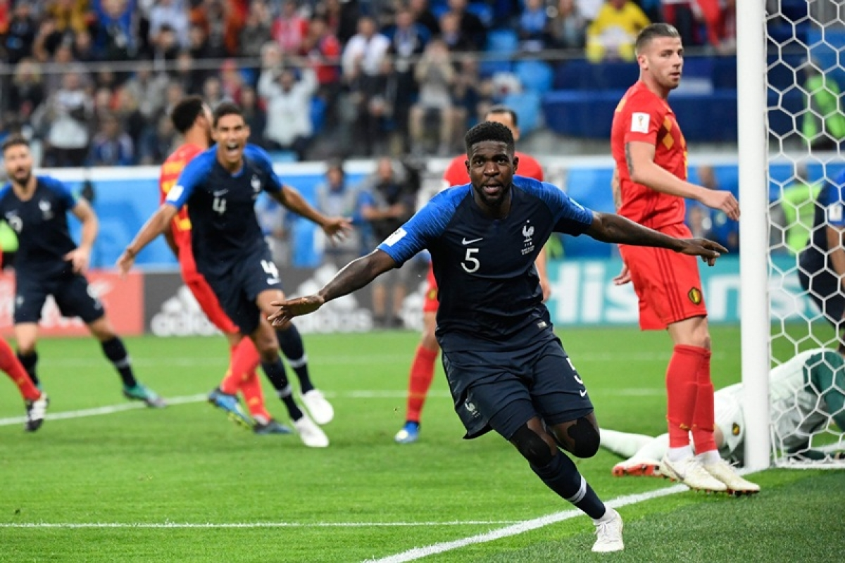 FIFA World Cup 2018: France beats Belgium by 1-0 to enter World Cup finals