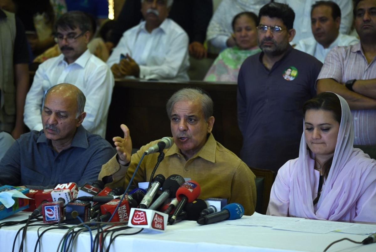 Pakistan EC rejects rigging allegations; PML-N warns of protests