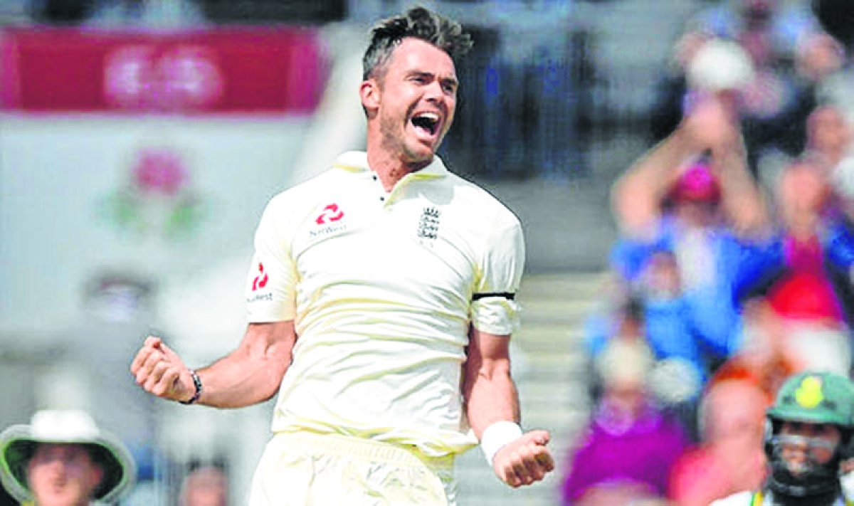 England would have bowled out any team under these conditions, asserts Anderson