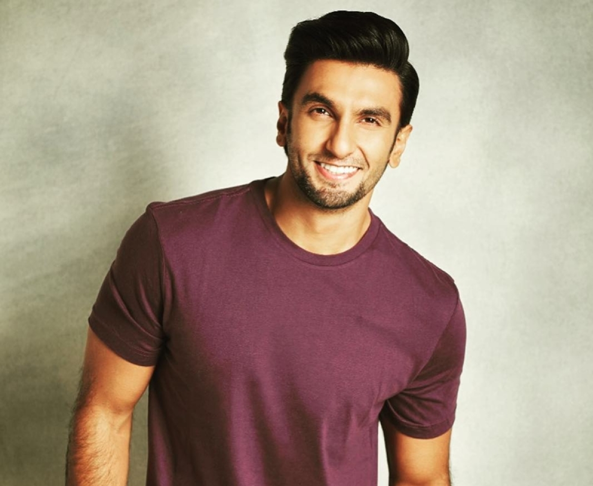 Stardom comes with a small price tag to pay: Actor Ranveer Singh