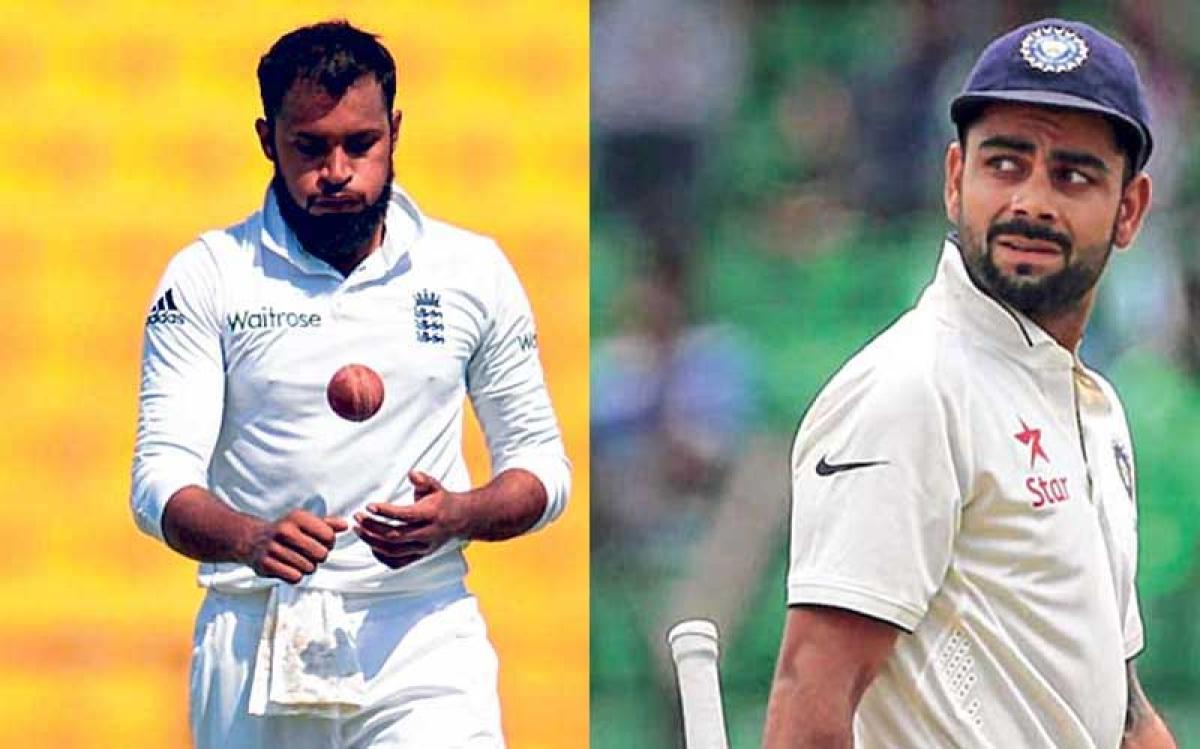 Englishmen excited about Adil Rashid's selection, Kohli's runs