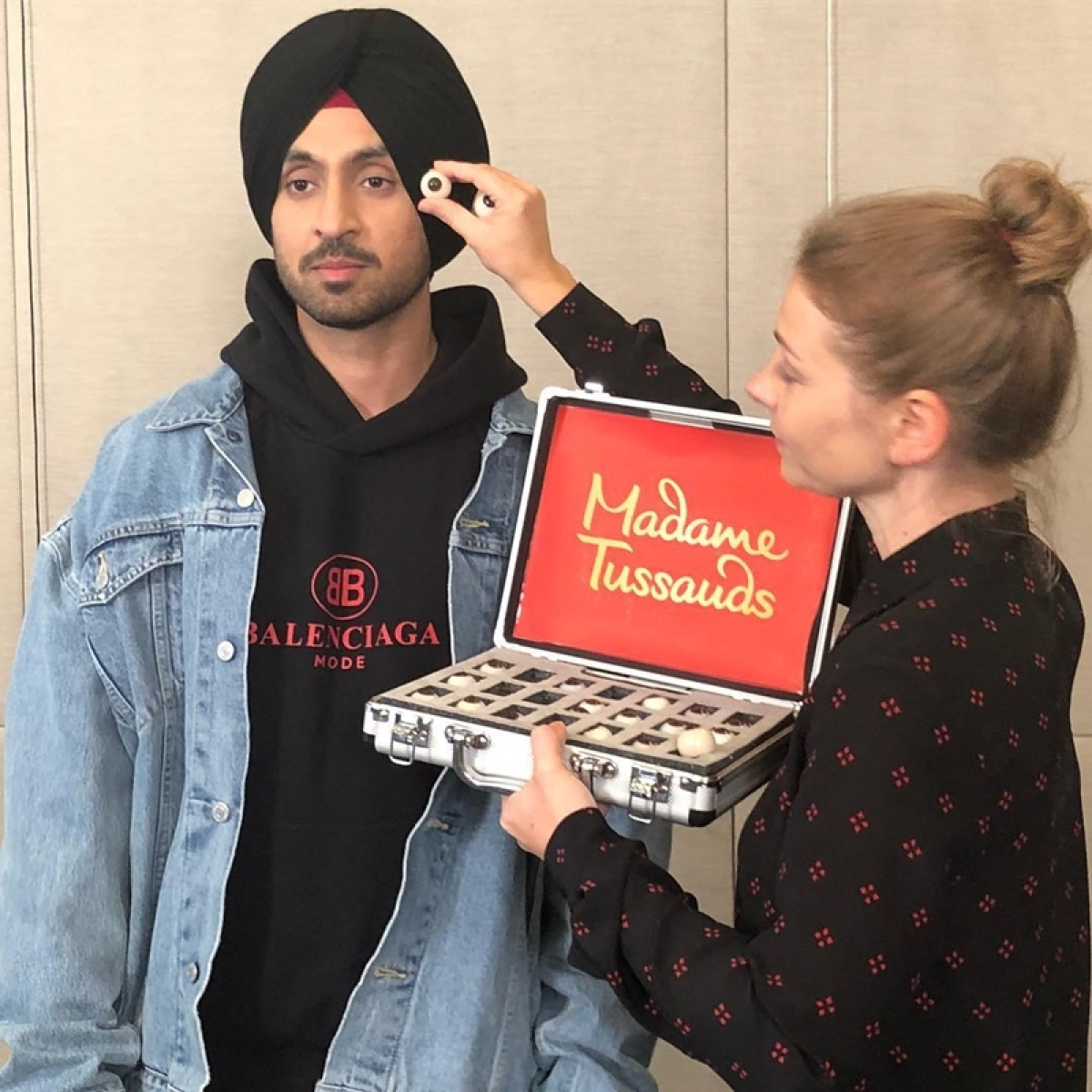 Diljit Dosanjh to get wax statue at Delhi's Madame Tussauds