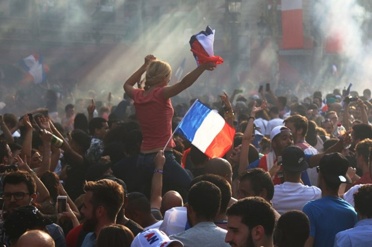 FIFA World Cup 2018: Paris police urge women to report sexual assaults