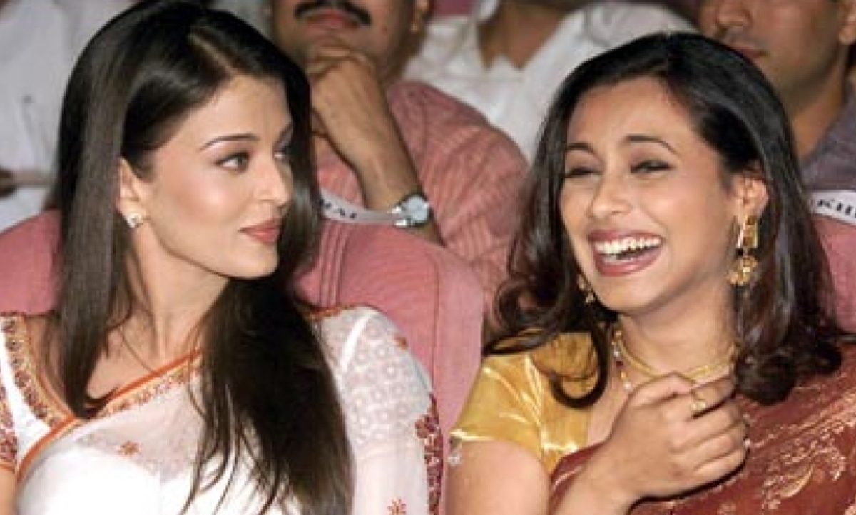 Remember when Rani Mukerji was Aishwarya Rai Bachchan's 'best friend'? Watch this video for proof