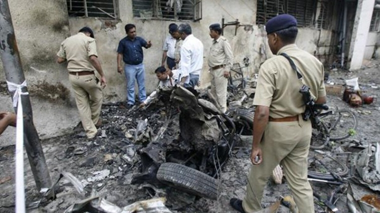 On This Day in History: July 26, 2008 – Series of 21 bomb blast went-off in Ahmedabad, killed 56