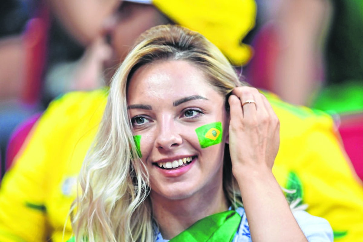 Four years on, another World Cup ends in agony for Neymar and Brazil
