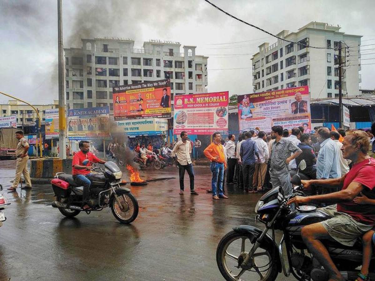 Maratha quota stir: Maharashtra government offers sops to Maratha youths