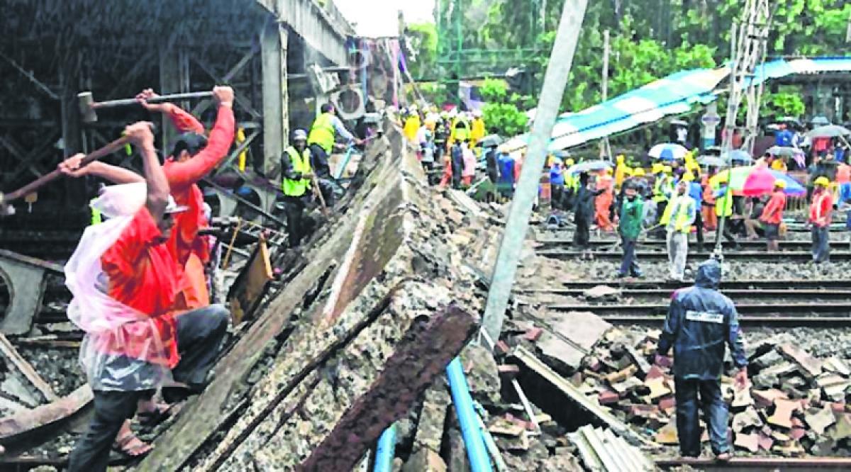 Andheri bridge collapse: Next 72 hours crucial for victim Asmita Katkar
