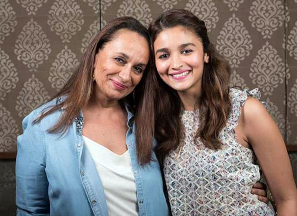 Alia Bhatt has another career option apart from acting, reveals mom Soni Razdan
