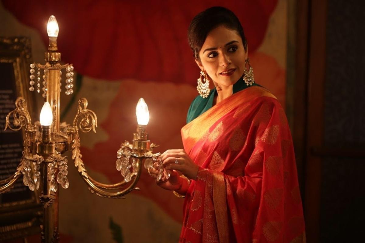 After 'Munira', Amruta Khanvilkar is set to impress everyone with 'Sarita' in 'Satyameva Jayate'; read details