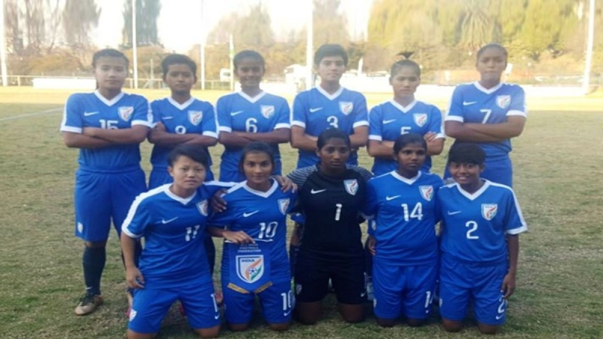 U-17 BRICS football tournament: Indian girls lose 1-5 to South Africa