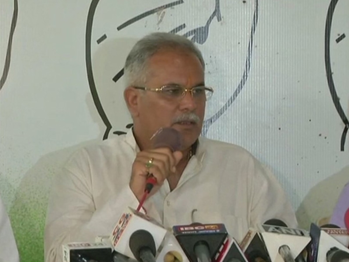 Chhattisgarh Congress chief Bhupesh Baghel claims of receiving call from Maoists assuring support to party