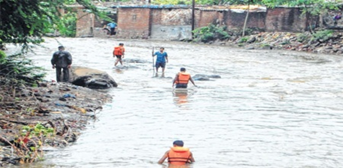 No trace of 4-year-old drowned in swollen nullah, 300 persons pressed in search operation