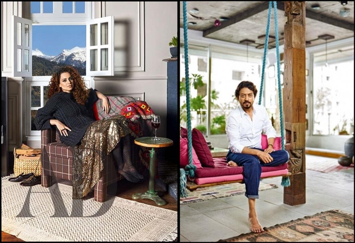Kangana Ranaut to Irrfan Khan, 10 lavish Mumbai homes of Bollywood celebs that will make you jealous