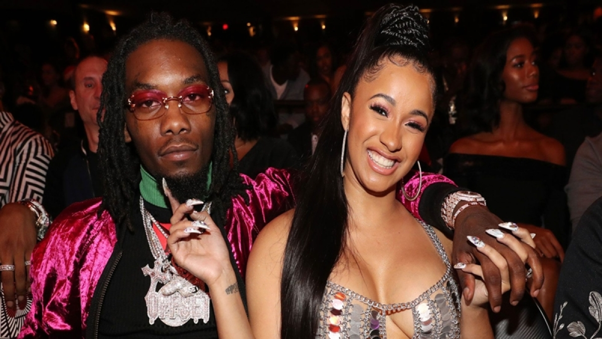 Singer Cardi B slamsrumours about her split with Offest