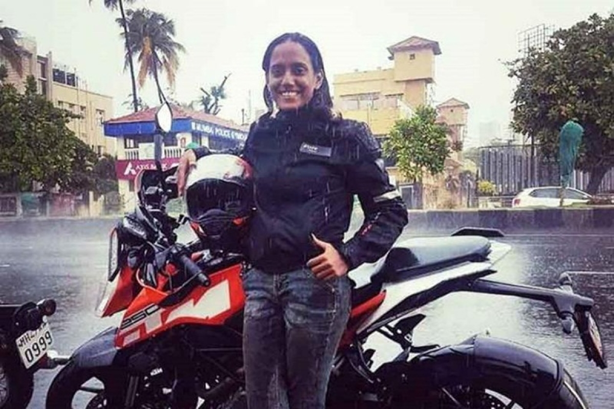 Mumbai: Biker Chetna Pandit commits suicide by hanging self, mentions break-up in suicide note
