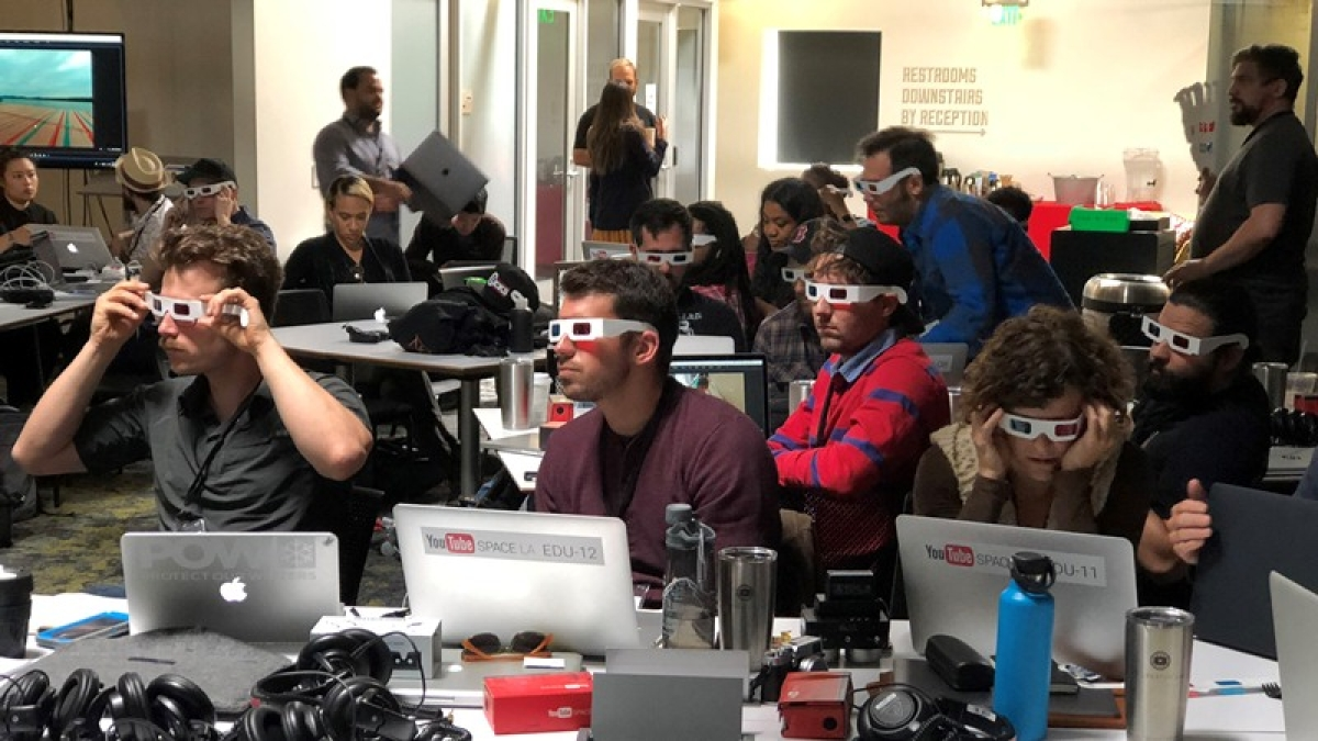 After US, Google's 'VR Creator Lab' coming to London